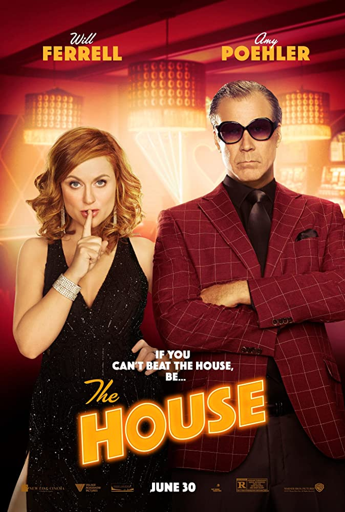After the town takes away their daughter's college scholarship, a couple start an illegal casino in their friend's house to make back the money.